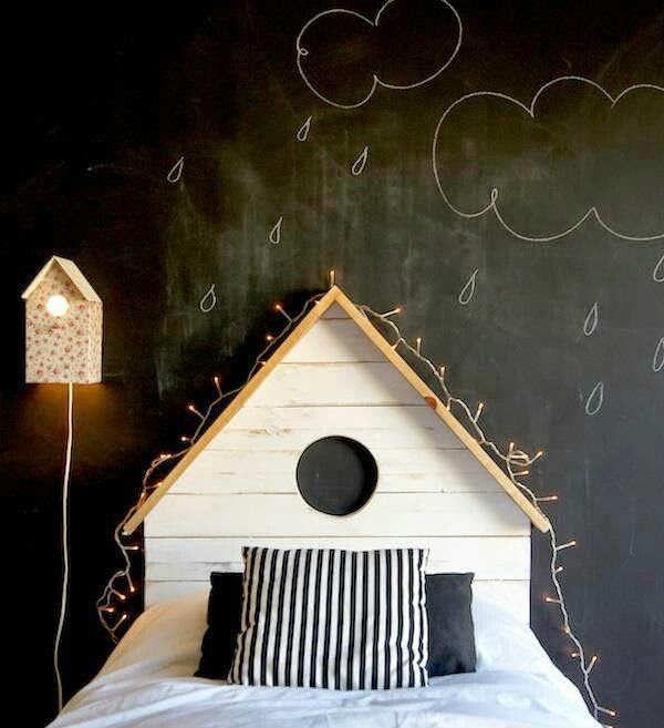 10 Dramatically Dark Kids Rooms | Tinyme Blog