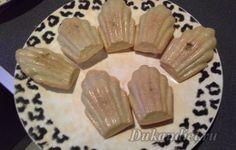 Печенье «Мадлен» | Диета Дюкана