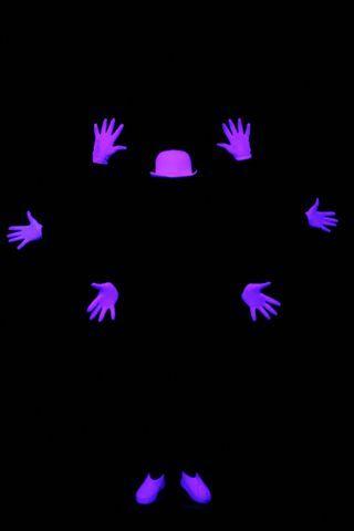 The Black Light Dance Show -  wow entertainment