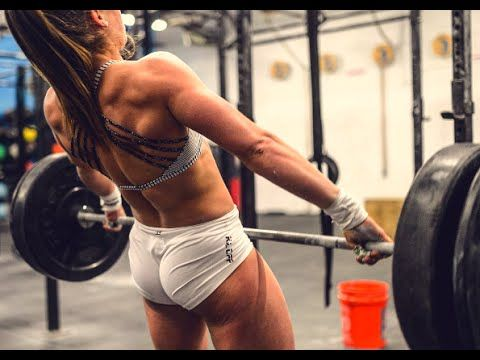 Crossfit Workouts Motivation With 3 Amazing Female Athletes - YouTube