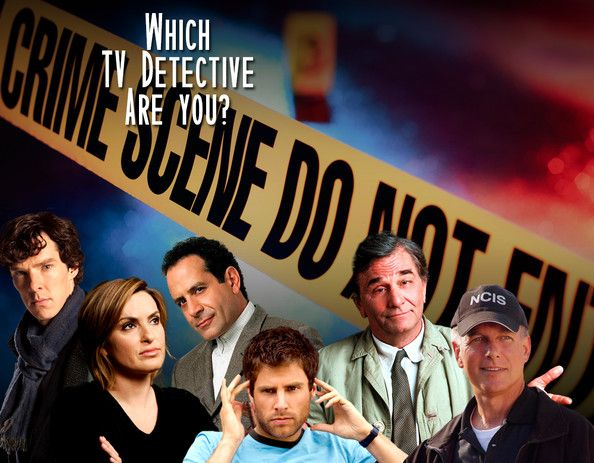Which TV Detective Are You? - Zimbio