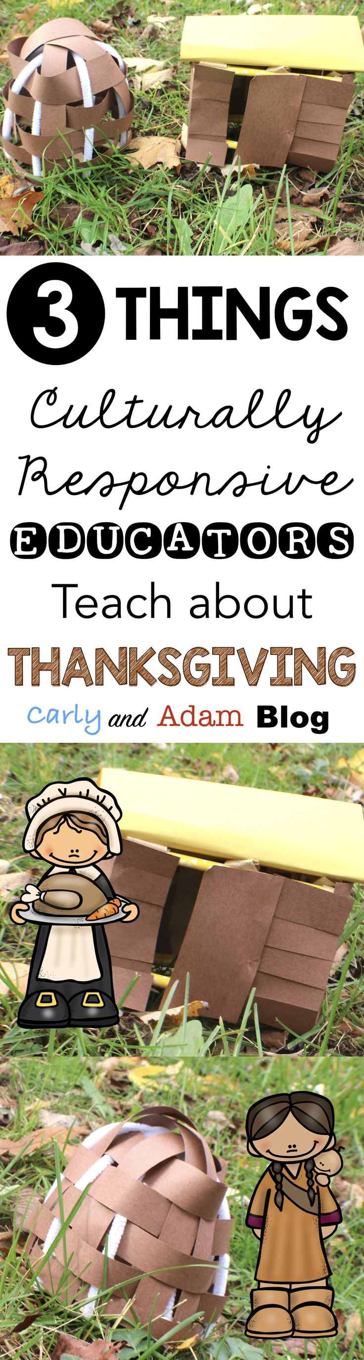 3 Things Culturally Responsive Educators Teach About Thanksgiving