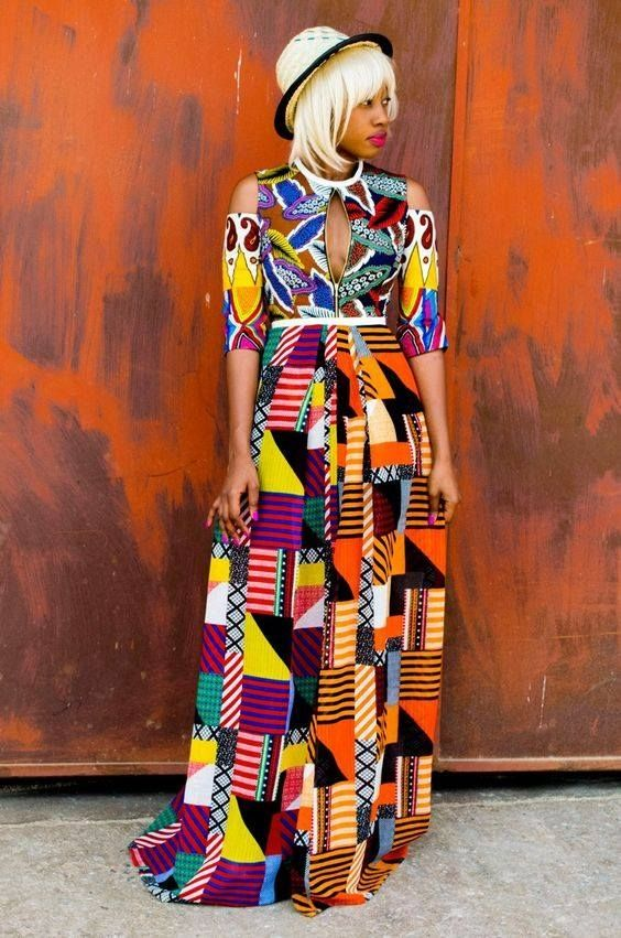 Just Do It: The Print Mixing Manual | African Prints in Fashion
