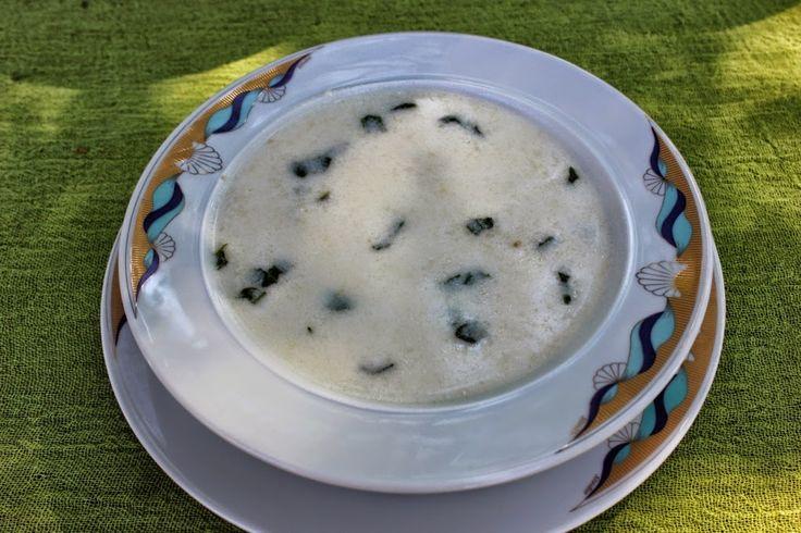 e-Pontos.gr: Μαγειρεύουμε Ποντιακά | Τανωμένος Σορβάς