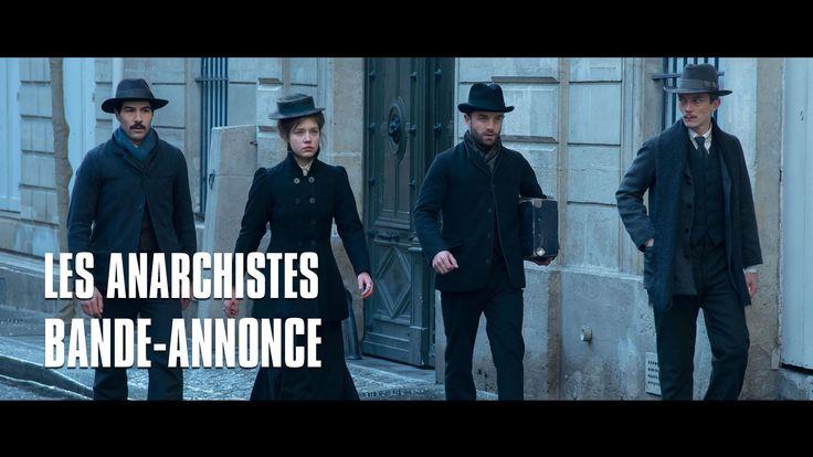 Les Anarchistes, d'Elie Wajeman avec Tahar Rahim, Adèle Exarchopoulos - Bande-Annonce // sortie : 11/11/2015 #Cannes2015