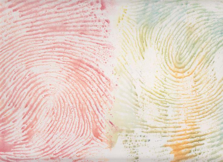 Fingeravtryck av Marias Meningsbyggnad