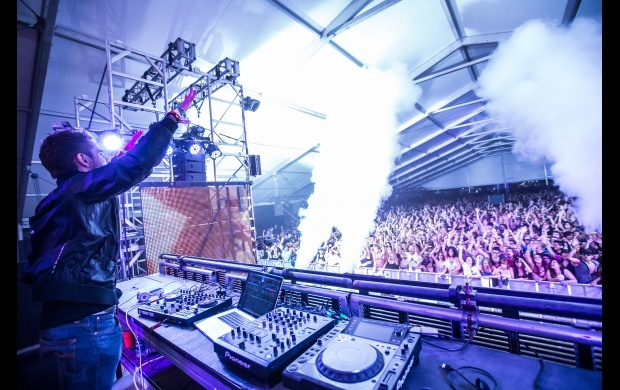 Boys Noize, Skrillex Headline Hard Summer Music Festival