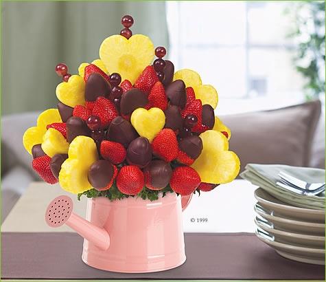 Edible arrangement!