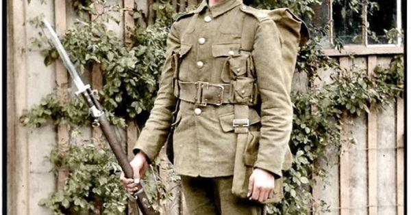 Private Walter William Flanders, E Company, 1st Battalion Hertfordshire Regiment. | Projects | Pinterest | Walter o'brien