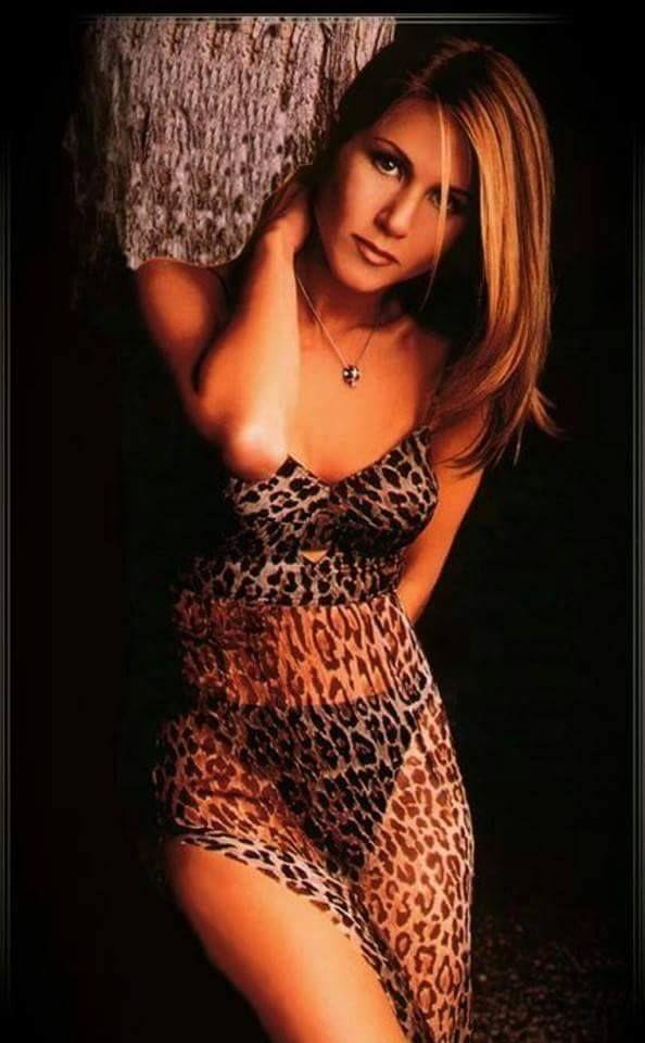 Hollywood-Star fast nackt: Video: Jennifer Aniston als