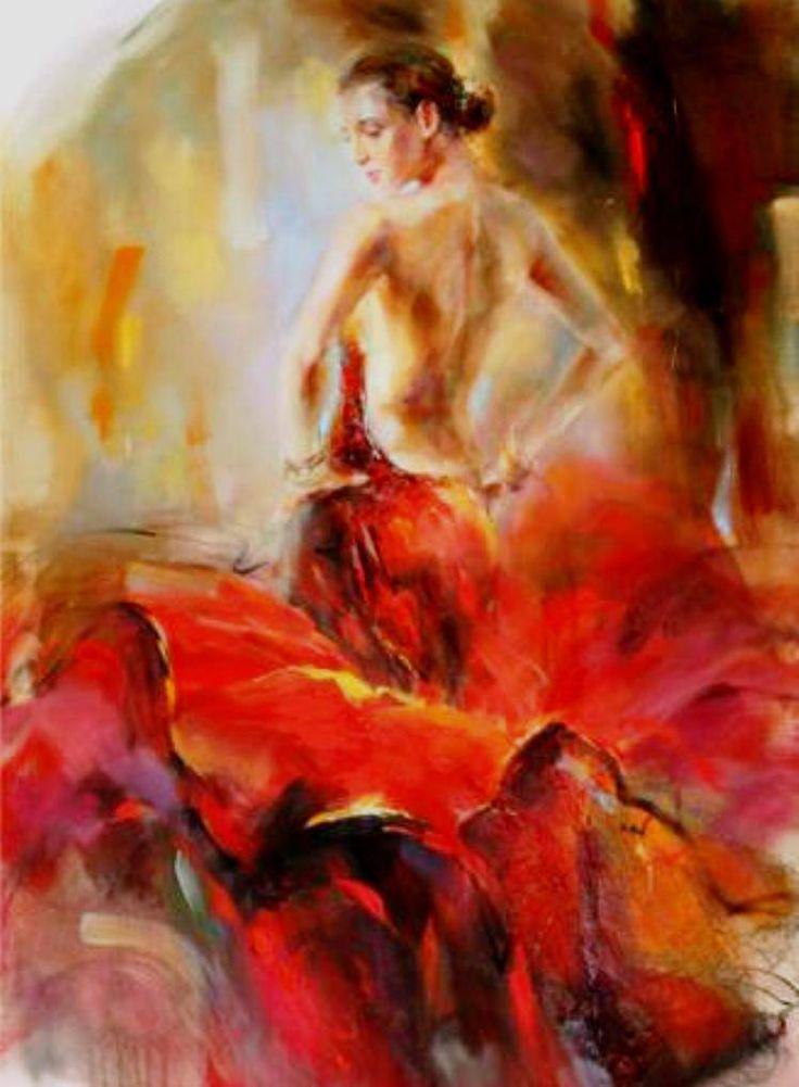 Http://k41.kn3.net/EABA5C41B.gif. Artista rusa, Anna es un graduado de la Universidad Estatal Rusa de las Artes, donde fue galardonada con la distinción de clase alta artista en 1991. Posteriormente, estudió arte en Alemania, Bélgica y Holanda. Con...