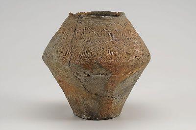 imported pottery found at Birka (Historiska Museet)