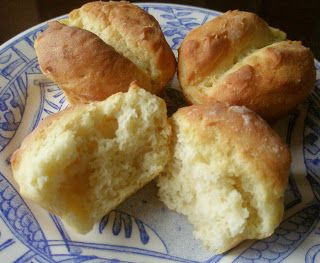Dinner Rolls, Gluten-Free - our fav! We double the sugar for a sweeter roll. I even have non-gluten-free-eating people ask me for this recipe!