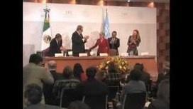 Conferencia Magistral de Irina Bokova, Dir. Gral. UNESCO