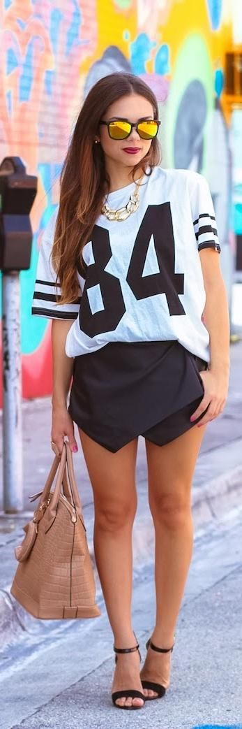 #Sporty #chic #fashionable!!