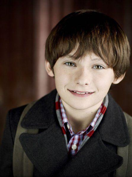『ワンス・アポン・ア・タイム』に出演していた 可愛い子 役 ジャレッド・S・ギルモア
