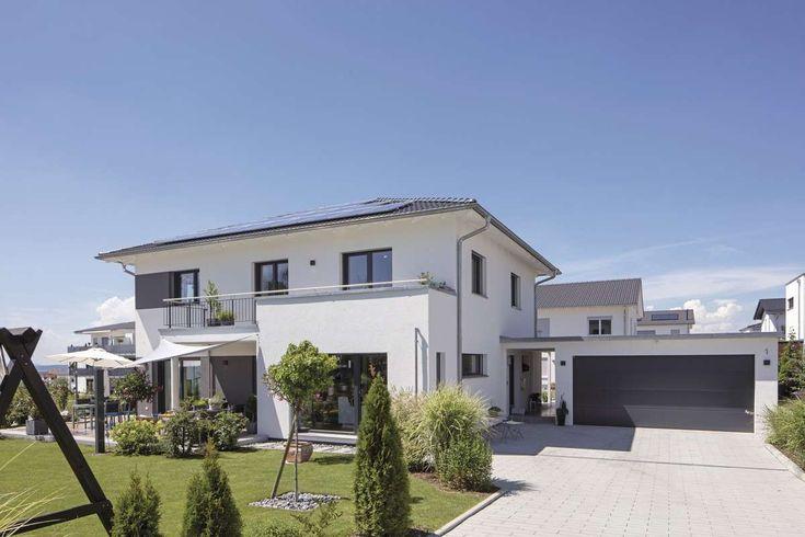WeberHaus-Kundenhaus aus der Baureihe generation5.5 – Energiewunder mit viel Platz