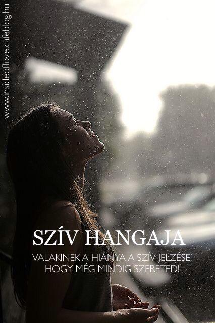 Szerelem, INSIDE OF love, idézet