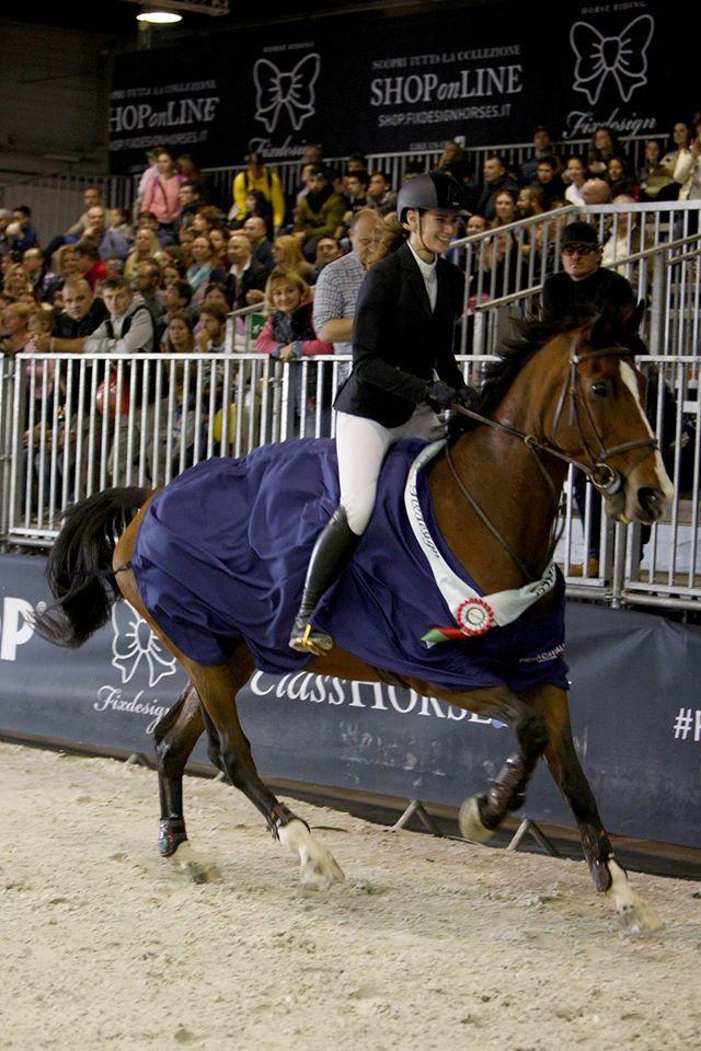 #jumping #jumpingverona #horses #horse #horselove #show #cavalli @fieracavalli #fieracavalli2015 #bmw #palabmw #fixdesign #palafixdesign  Gare di salti al Pala BMW & Pala Fixdesign  Photo Credits: Ennevi Foto - Veronafiere