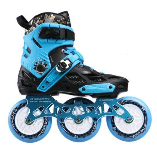 sale high quality xw 3 wheel 4 wheels inline skates xuanwu roller slalom skate convert to #inline #roller #skates
