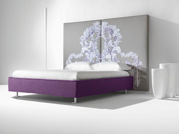 Oltre 1000 idee su testiera imbottita su pinterest testiere imbottite biancheria da testiera - Testiere imbottite per letto ...