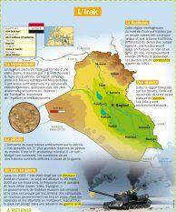 L'Irak - Mon Quotidien, le seul site d'information quotidienne pour les 10-14 ans !