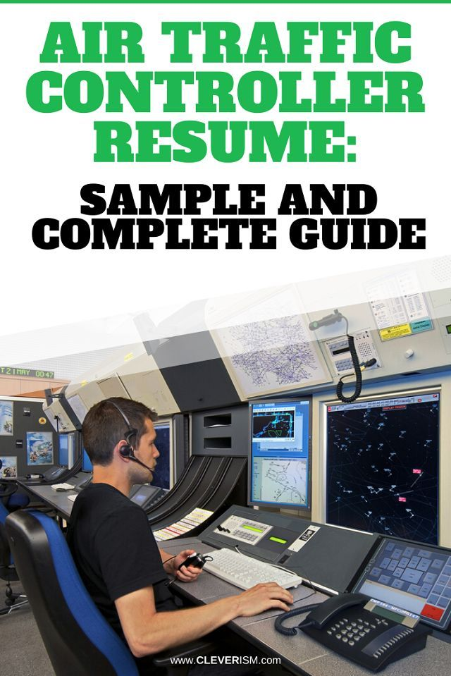Air Traffic Controller Resume Examples Template And Resume Tips Resume Tips Resume Job Ads