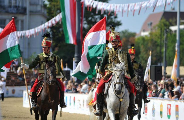 The Nemzeti Vágta or National Gallop will feature parades and celebrity races as wellas the main event, the horse race around Heroes' Square, Budapest. September 20-22. Click for more info