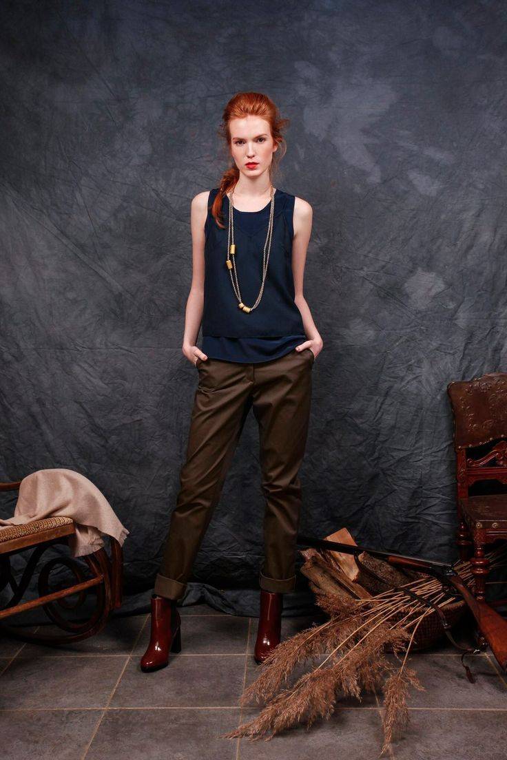 Celeni 2015 AW Wild Duck Lookbook