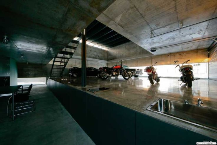 My Future Garage But With A Different Selection Architecture