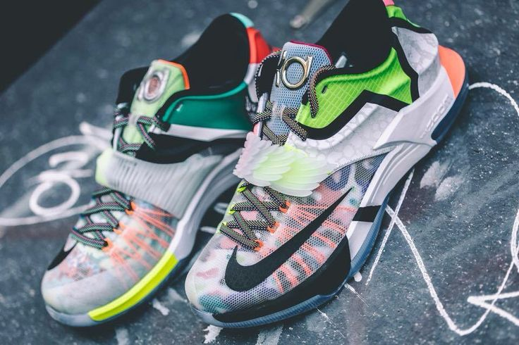 """NIKE KD 7 """"What the KD?"""" #sneakers"""