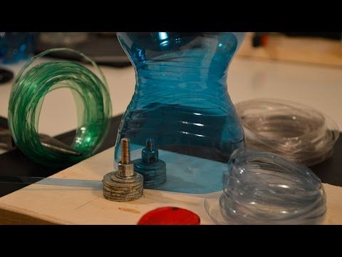 How to Make Rope from Plastic Bottles - YouTube
