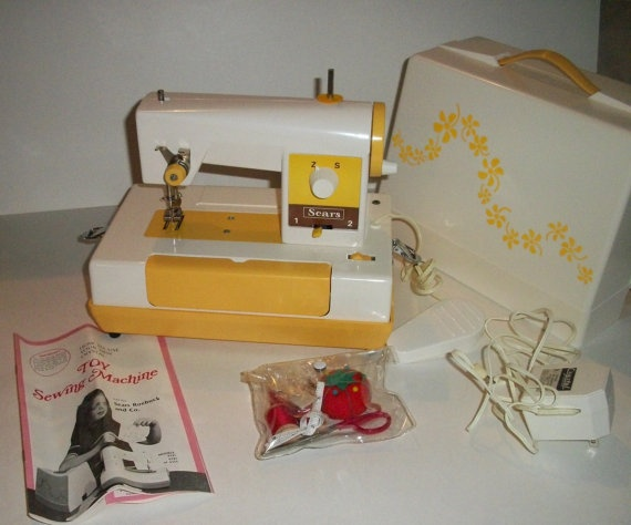 white sewing machine instructions