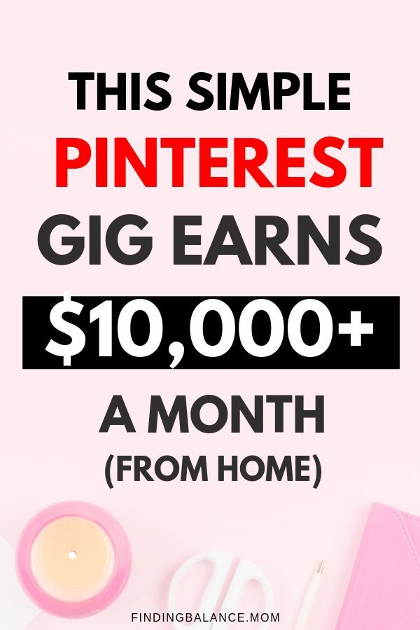 How to Become a Pinterest VA and make $75/hour