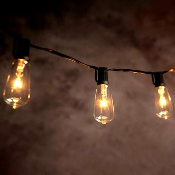 Edison Light Strings