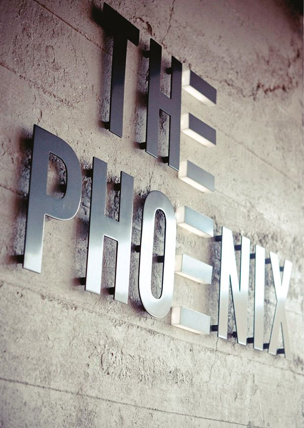 The Phoenix Bar by Nick Riley