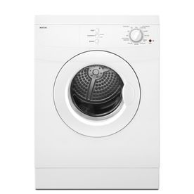 Maytag 3.8-Cu Ft Stackable Electric Dryer (White) Med7500yw