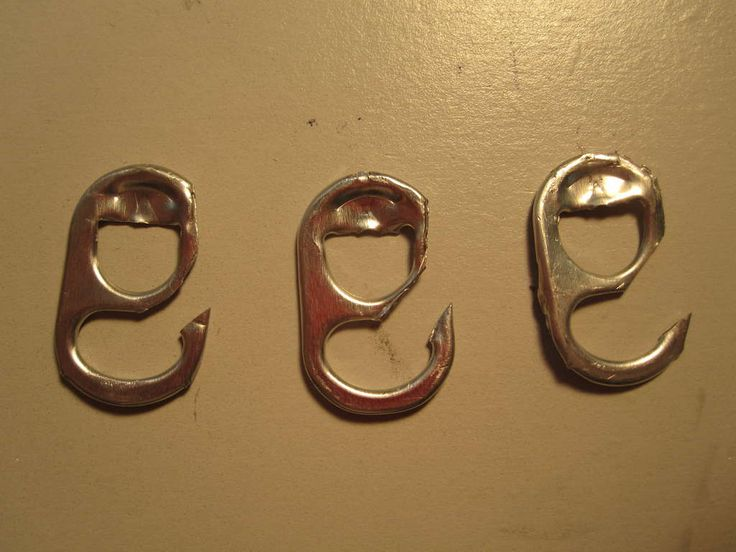 Turn A Can Tab Into A Fishing Hook