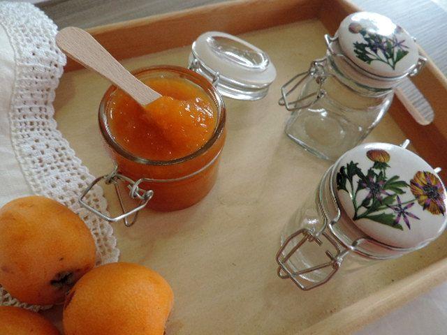 Marmelade mit Mispeln und Äpfeln - wird nachgekocht :-)