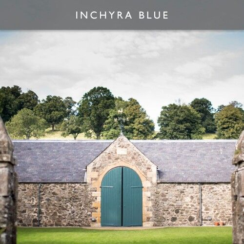 Farrow&Ball new colours 2016 - Inchyra Blue This is definitely my favourite one!