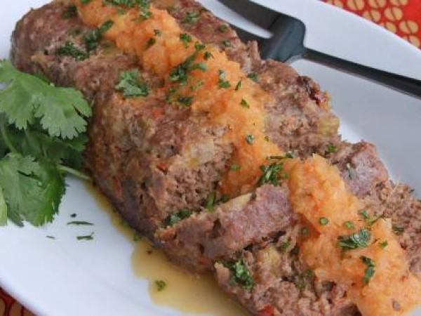 Colombian Meatloaf (Carne Afanda) Recipe
