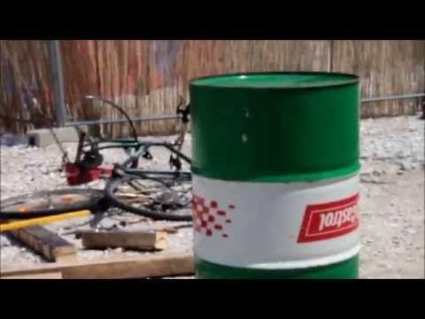 WANNDA   Grüner Strom   Savonius Windrad Eigenbau - YouTube
