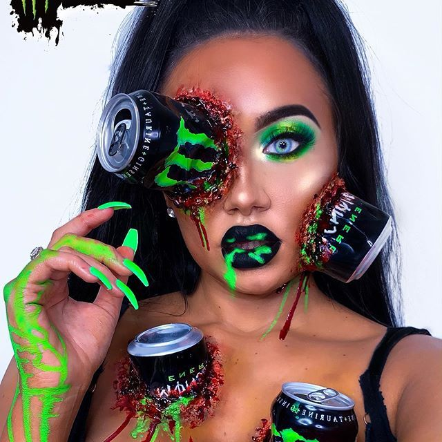 Scary Halloween Makeup Ideas 2020 20 Scary & Creepy Halloween Makeup Ideas 2019   Secretly