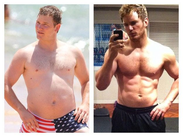 Which is cool because he's dreamy no matter what he looks like. | 28 Reasons Chris Pratt Is The Adorable Goofball Of Your Dreams