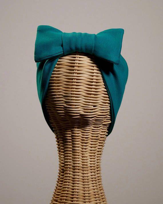 Bandalina Headband Turquoise