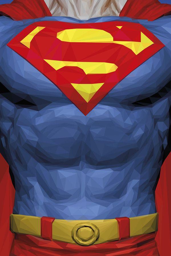 Superman, por Simon Delart