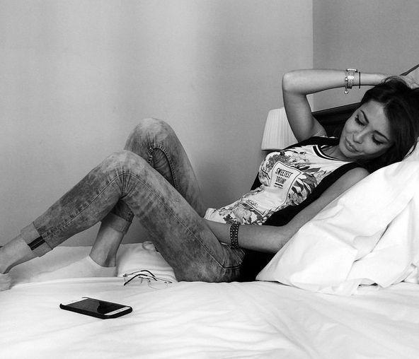 #uominiedonne dopo l'intervento al seno , commenti poco gradevoli su Valentina Rapisarda