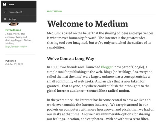 10 brilliantly innovative website menu designs