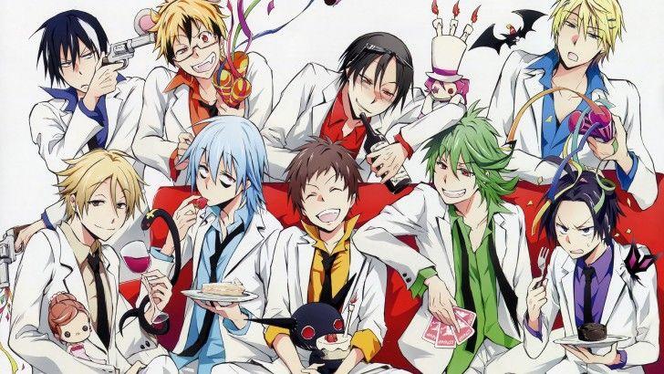 SERVAMP ANIME PARTY CELEBRATION    Share Anime Celebration Party Servamp  Resolution: 1920x1080pxImage size: 684 KB  393 Views