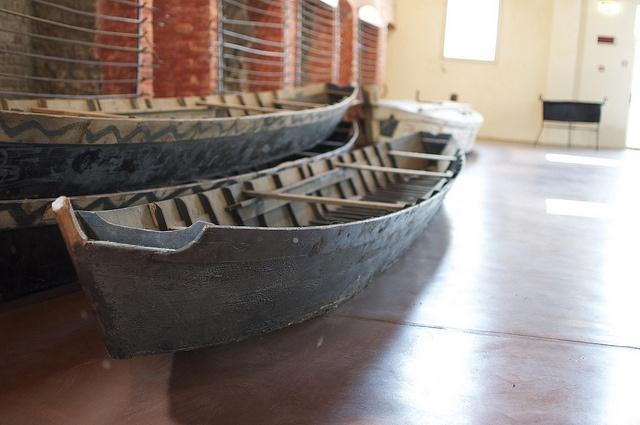 Tipica imbarcazione delle valli di Comacchio by soulplace, via Flickr